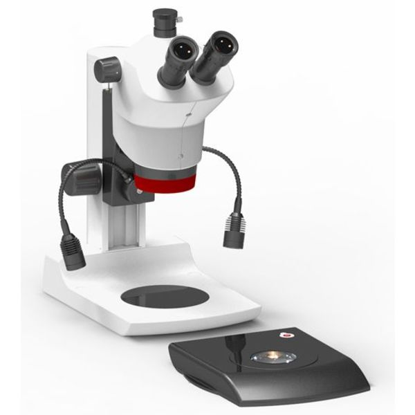 LABO AMERICA INC. Labomed Luxeo 6Z Stereo Zoom Microscope with Trinocular Head