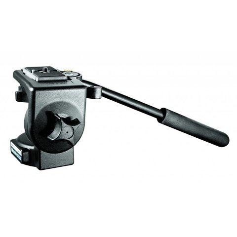 Manfrotto 128RC Micro Fluid Video Head (Aluminum)