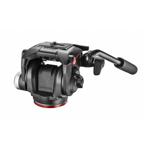 Manfrotto XPRO Fluid Tripod Head with Fluidity Selector