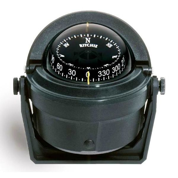 """RITCHIE & SON INC. Ritchie Voyager B-81-WM, 3"""" Lifeboat Cert. Wheelmark Compass"""