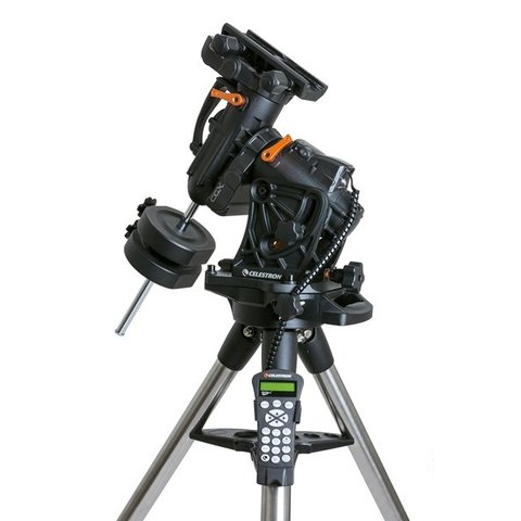 CELESTRON CGX COMPUTERIZED EQUATORIAL MOUNT AND TRIPOD