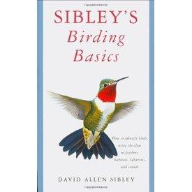 INGRAM CONTENT GROUP (books) Sibley's Birding Basics Book