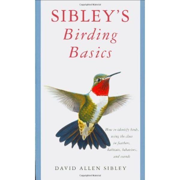 INGRAM CONTENT GROUP (books) Sibley's Birding Basics