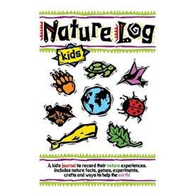 INGRAM CONTENT GROUP (books) Nature Log Kids