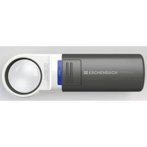 Eschenbach LED Illuminated 7X Hand-held Magnifier