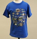 Coastal Classics Coastal Classics Bait Ball Youth Tee