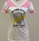 Coastal Classics Coastal Classics Wms Island Style Surf Club T
