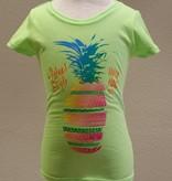 Coastal Classics Coastal Classics Girls Sliced Pineapple Tee