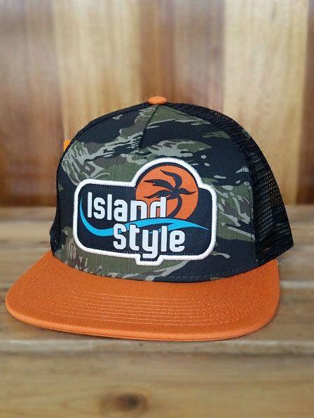 Pukka Inc Island Style Snap Back 6