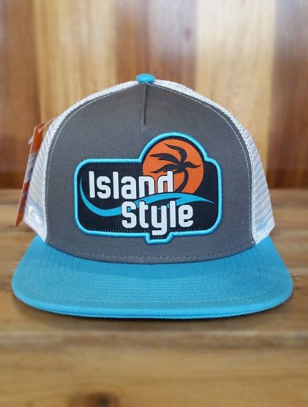 Pukka Inc Island Style Snap Back 8