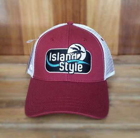 Pukka Inc Island Style Snap Back Design 2