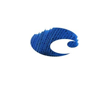 Costa C Decal Small