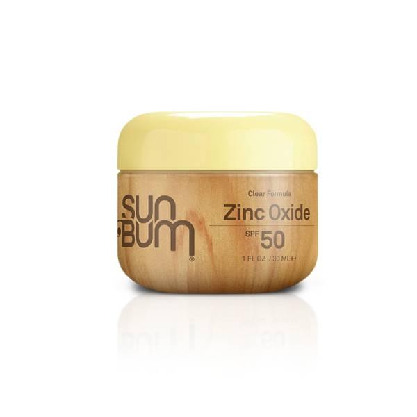 Sun Bum SUN BUM SPF 50 CLEAR ZINC OXIDE