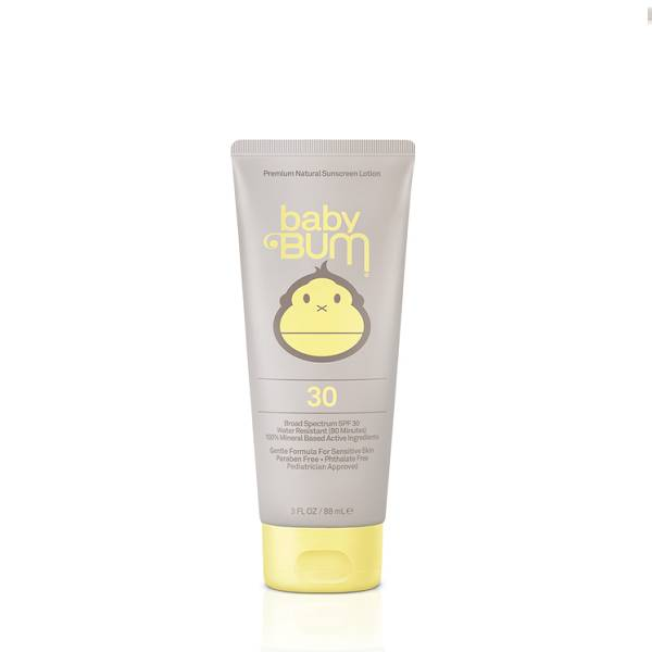 Sun Bum SUN BUM SPF 30 BABY BUM NATURAL LOTION 3oz