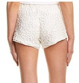 MACBETH COLLECTION THE CROCHET SHORT - WHITE