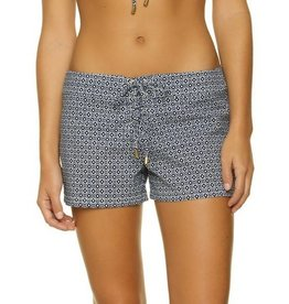 "Helen Jon 3"" Lace-Up Boardshort"