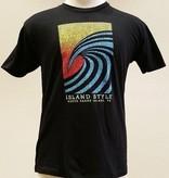 Coastal Classics Coastal Classics Kharing Wave Mens Tee