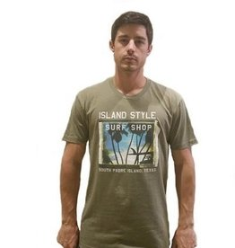 Coastal Classics Mens Afternoon Delight Heathered Tee