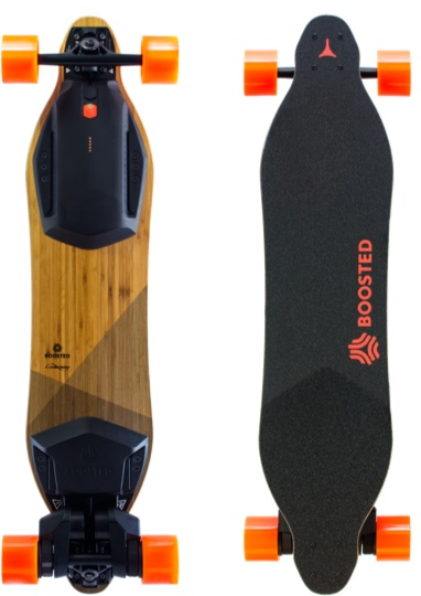 Boosted Skateboards 2nd Gen Boosted Board Dual+
