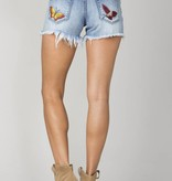 Miss Me USA Baylee Cutoff Short