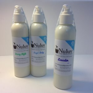 NuLuv Naturals Nuluv Natural Goatmilk Lotion 6oz
