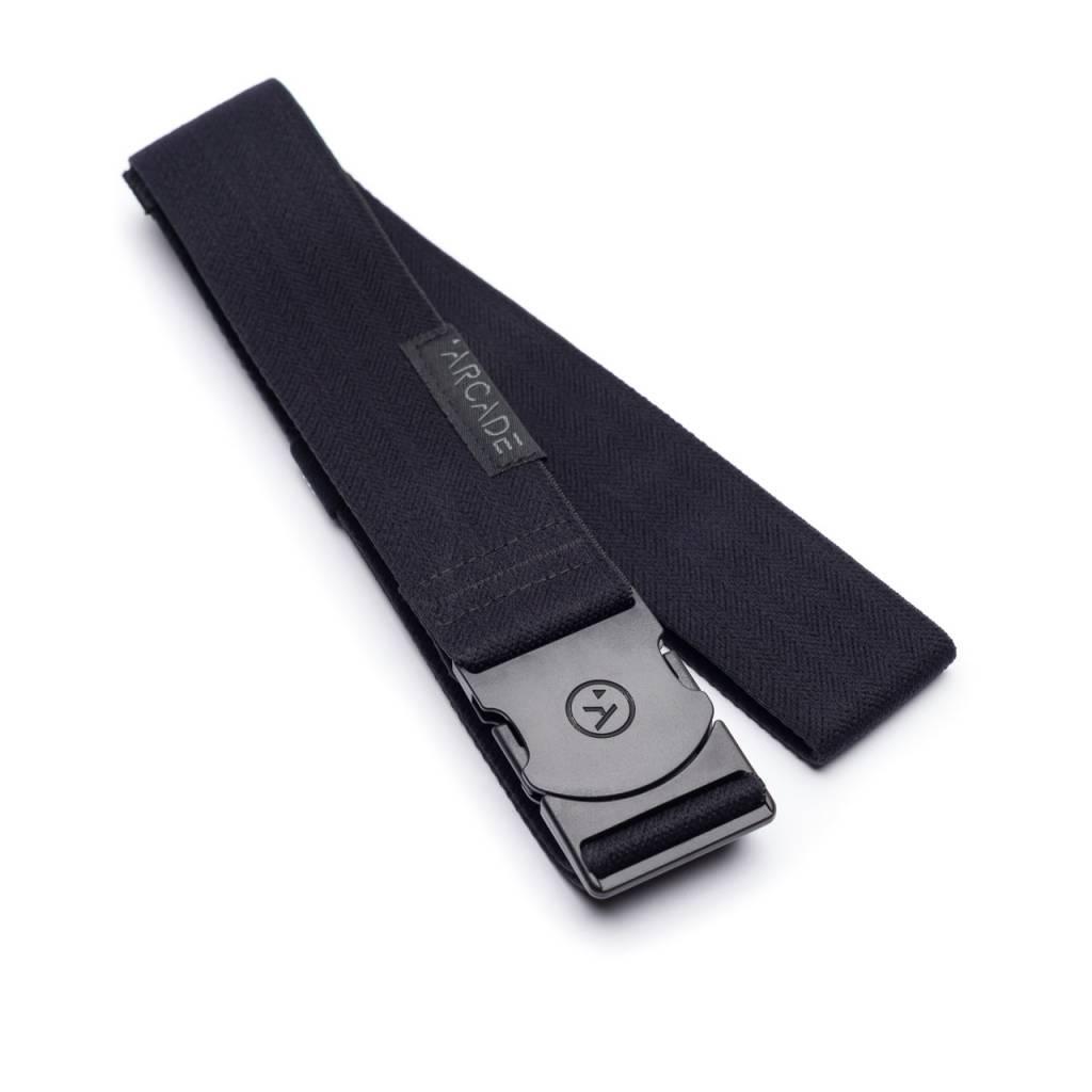 Arcade Belts Midnighter Black OSFA
