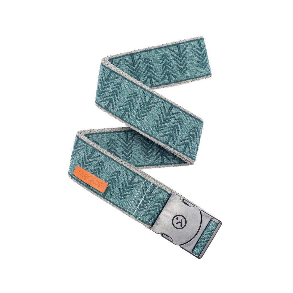 Arcade Belts Timber Green/Gray Belt OSFA