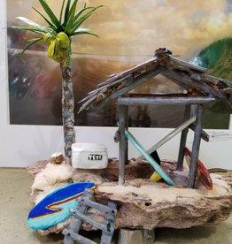 driftwood island originals On The Beach Driftwood Art #5