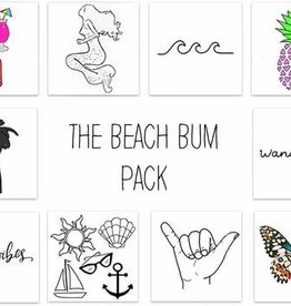 Inked by Dani The Beach Bum Pack
