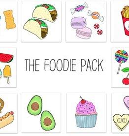 Inked by Dani The Foodie Pack