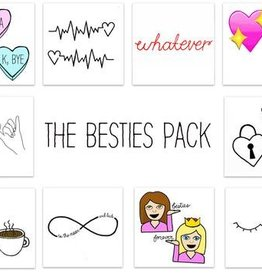 Inked by Dani The Besties Pack