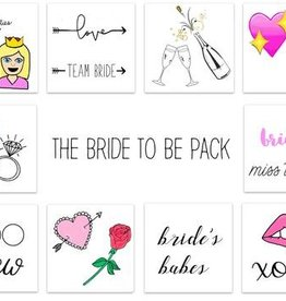 Inked by Dani The Bride To Be Pack