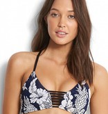 Seafolly Royal Horizon Multi Rouleau Bralette