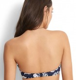 Seafolly Royal Horizon Strapless Bustier