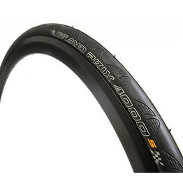 Continental Grand Prix 4000 S II 700 x 28 Black-BW + Black Chili