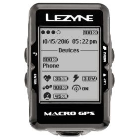 Lezyne Macro GPS, Cyclometre, GPS: Oui, Cardio: Oui