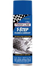 Finish Line 1-STEP Nettoyage Lubrification 6OZ Aerosol