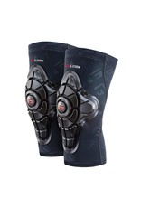 G-Form Pro-X, Protege genoux, Unisexe, Noir