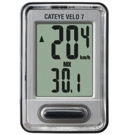 CatEye Cat Eye, Velo 7 (CC-VL520), Cyclocomputer