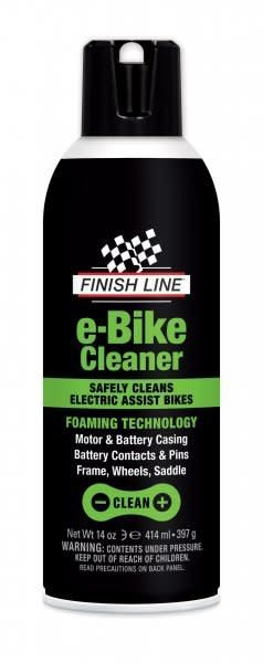 Finish Line Ebike Cleaner Aer 14 oz