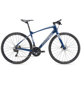 Giant 19 FastRoad Advanced 1 Dark Blue