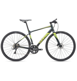 Giant 2019 fastRoad SL 2 Metal Black