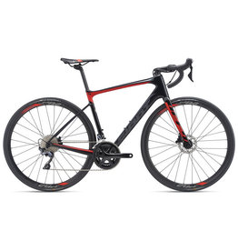 Giant 2019 Defy Advanced 1 Carbon/Pure Red