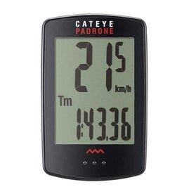 CatEye Padrone, Cyclometre, Noir