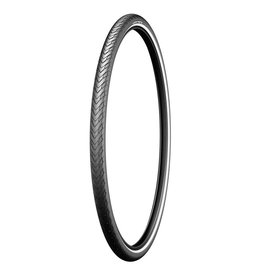 Michelin Michelin, Protek, 700x28C, Wire, Clincher, Protek 1mm, Reflex, 22TPI, 36-87PSI, Black