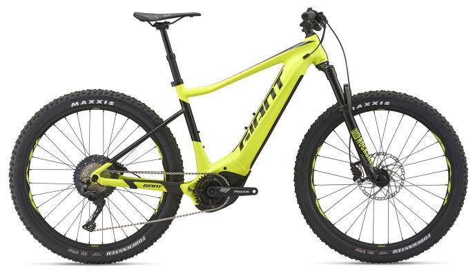 Giant 19 Fathom E+ 1 Pro M Neon Yellow