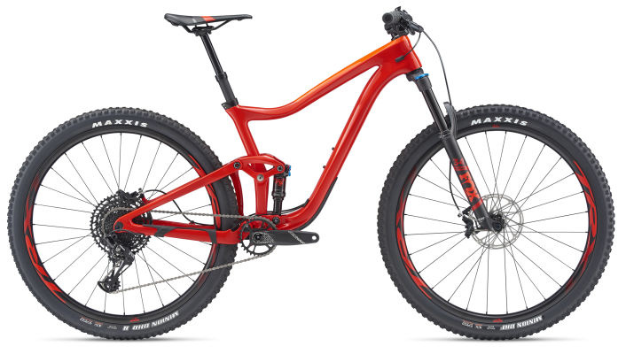 Giant 2019 Trance Advanced Pro 29 2 Pure Red