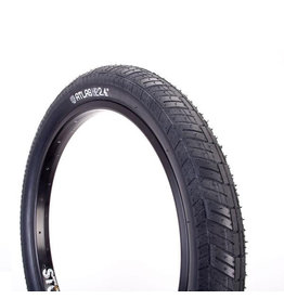 TIRE BMX FICTION ATLAS TOUT NOIR LP 20X2.30'' (55-65PSI)