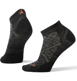 Smartwool Femme PhD Run Ultra Light Low Cut Noir