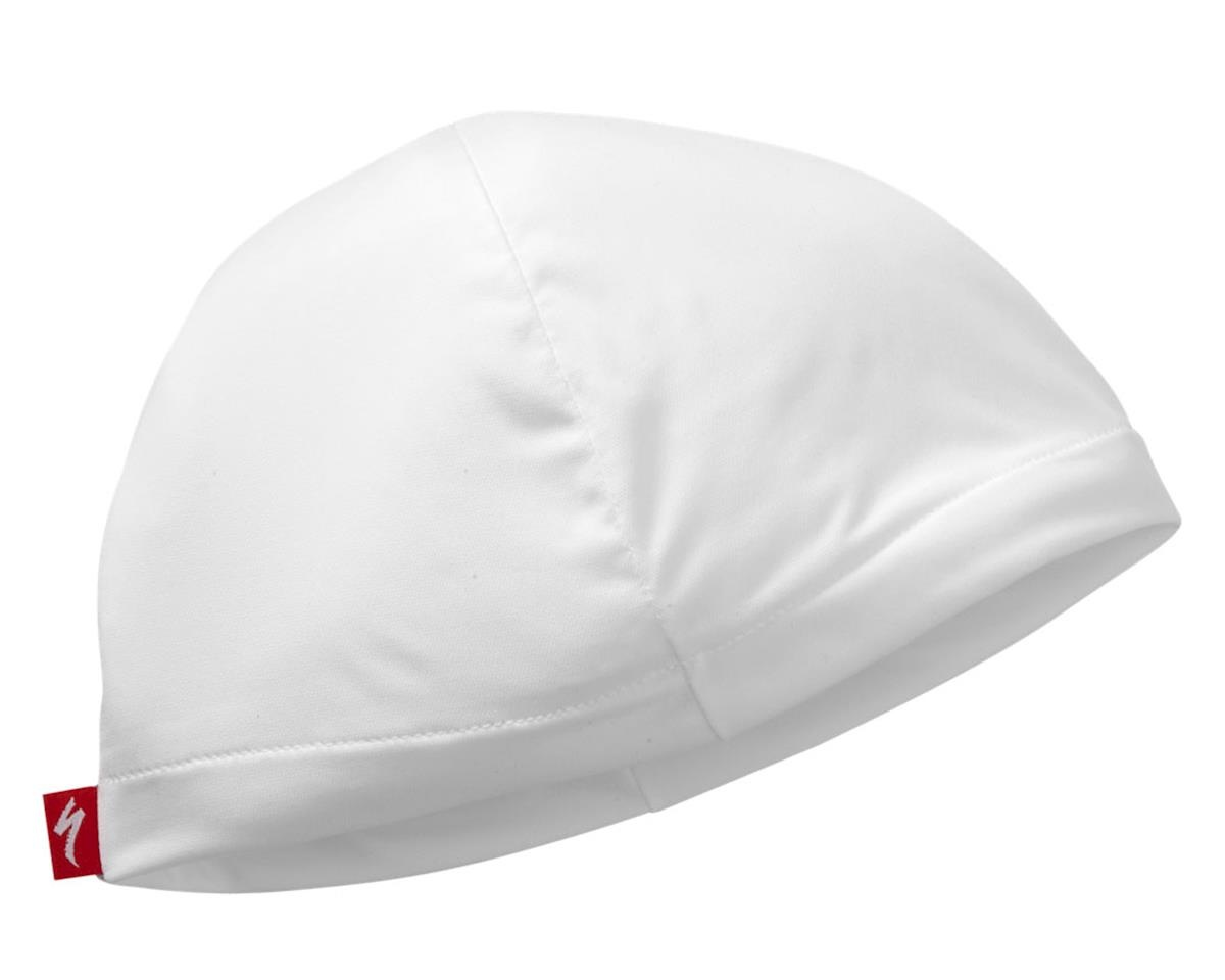 Specialized DEFLECT UV ENGINEERED BEANIE - White .